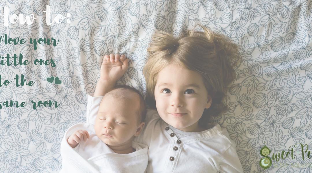 Room Sharing with Siblings - Sweet Pea Sleep Solutions